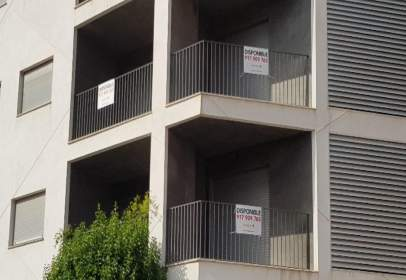 Garatge a calle de Miguel de Cervantes, 1